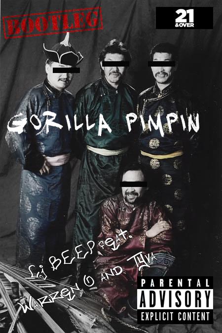 Gorilla Pimpin